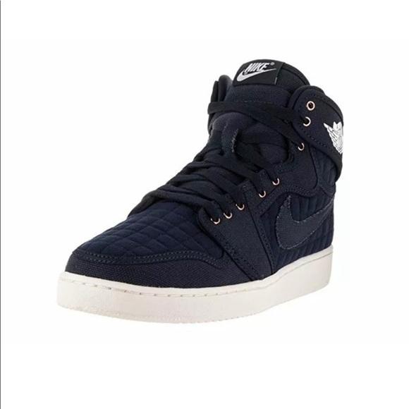 cheaper 898f0 8b19a Nike Jordan Men AJ1 KO High OG Basketball shoes NWT
